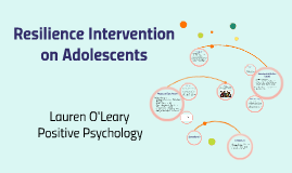 Resilience Intervention on Adolescents