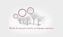 Niveles de expresión visual