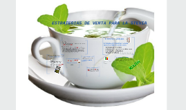 Estrategias de venta para la stevia