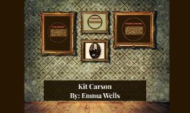 Copy of Kit Carson