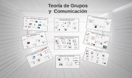 Copy of Teoría de Grupos y