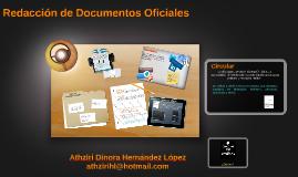 Redacción de Documentos Oficiales
