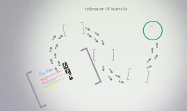 Federation Of Australia