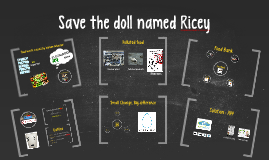 Save the doll named Ricey