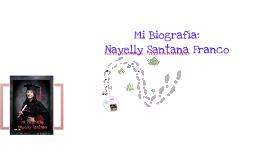Nayelly Santana biografia