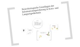 Biologie-referat über Lernen