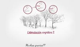 Estimulación cognitiva 2
