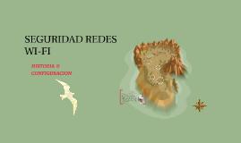 SEGURIDAD REDES WI-FI