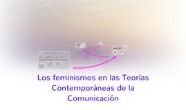 El feminismo y las TCC