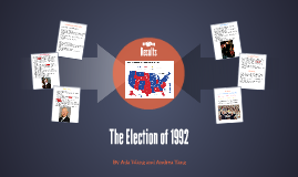 The Election of 1992