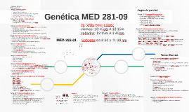 Genética MED 281-09