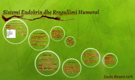 Sistemi Endokrin dhe Rregullimi Humoral