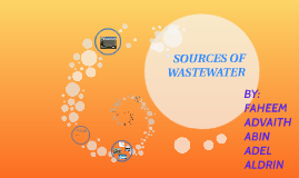 SOURCES OF WASTEWATER
