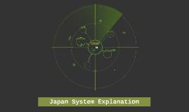 Japan System Explanation
