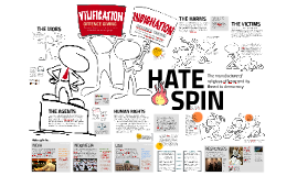 HATE SPIN