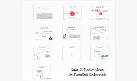 Copy of Dosimetría de fuente externa