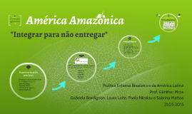 América Amazônica