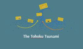 The Tohoku Tsunami