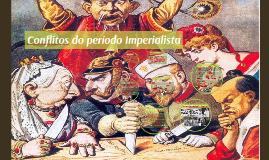 Conflitos Imperialismo