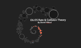 06.05 Rate and Collision Theory