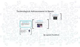 Technological Advancement in Sports