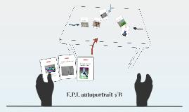 E.P.I. autoportrait 3°B