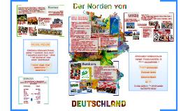 Der Norden von Deutschland