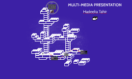Hadeeka MULTI-MEDIA PRESENTATION