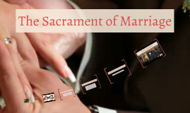 The Sacrament of Marriage