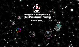 1404 EM and Risk