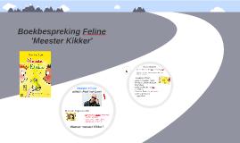 Copy of Boekbespreking Feline 'Meester Kikker'
