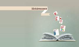 Copy of Skrivprocessen