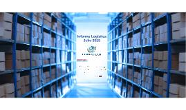 Informe Logistico 2015