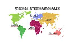 Viernes Internacionales