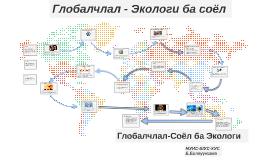 Copy of Глобалчлал-Соёл ба экологи