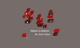 Helium vs Sodium