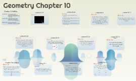 Geometry Chapter Ten