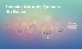 Ciencias Naturales/Química.