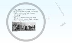 World war 1 presentation