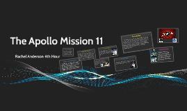 The Apollo 11 Mission