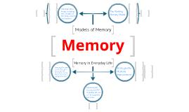 PSYA1: Memory
