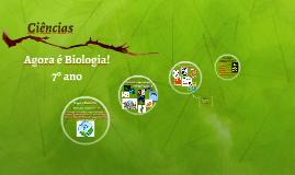 Agora é Biologia!