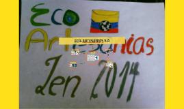 ECO-ARTESANIAS S.A