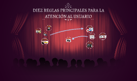 DIEZ REGLAS PRINCIPALES PARA LA ATENCIÓN AL USUARIO