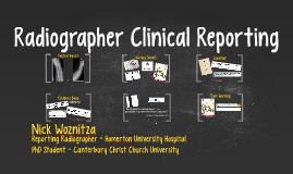 Radiographer Clinical Reporting
