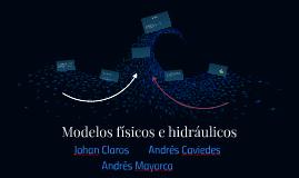 Modelos físicos e hidráulicos