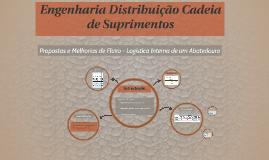 Engenharia Distribuição Cadeia de Suprimentos