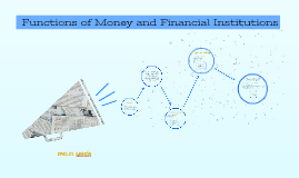 Functions of Money and Financial Institutions