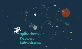 Aplicaciones Web para Universitarios