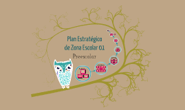 Copy of Plan Estratégico Zona 1 Preescolar